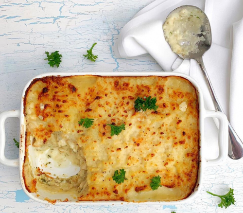 Gattings Home Delivery Fish Pie