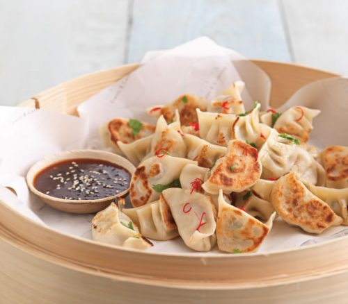 Gattings Pork Dumplings