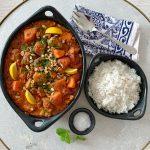 African Chicken and Peanut Stew