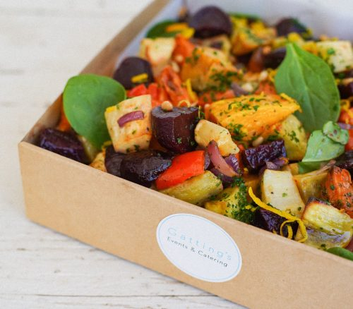 Gatting's Salads Catering Auckland