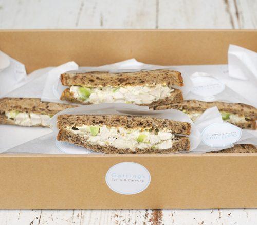 Gatting's Sandwiches